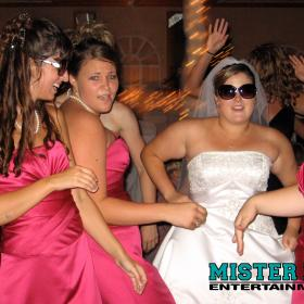 Our Brides have Fun!